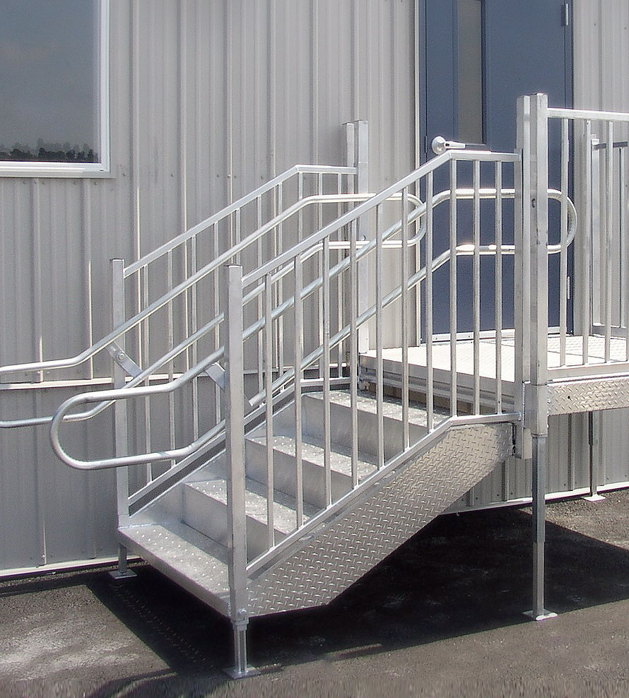 Ada Stairs And Decking